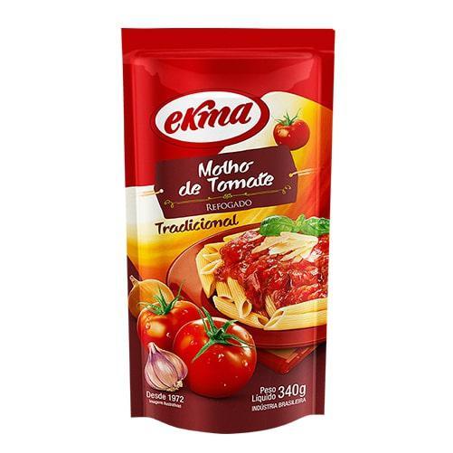 Molho de Tomate EKMA Tradicional 340g