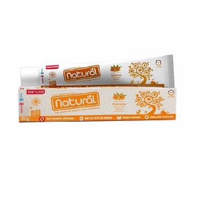 Creme Dental Cravo/Cúrcuma/Malaleuca Natural 80g