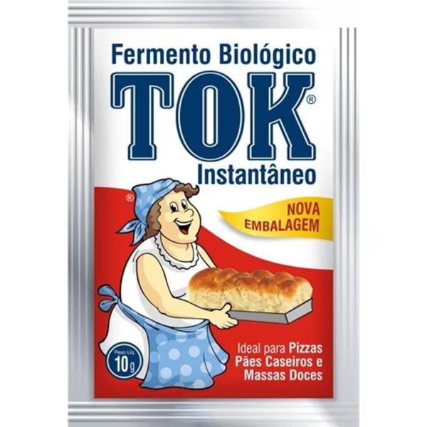 Fermento Bio Tok Instant 10Gr