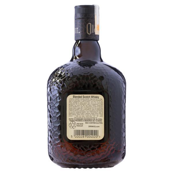 Whisky Escocês Blended Grand Old Parr Garrafa 1l