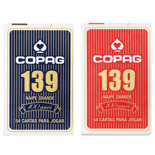Baralho COPAG 139