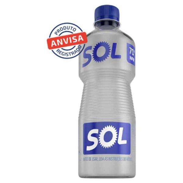 Álcool Sol 70° Inpm 1L