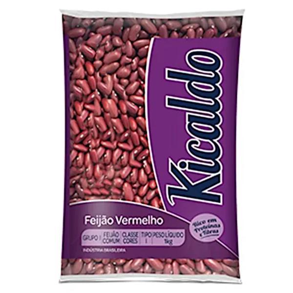 Feijão Vermelho KICALDO 500g