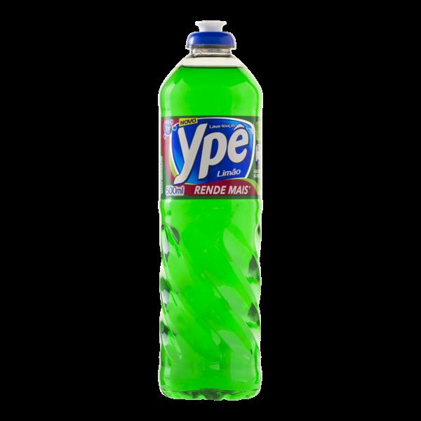 Detergente YPE Limão 500ml