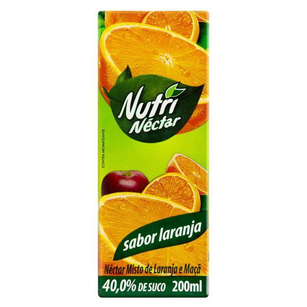Néctar Misto Laranja Nutrinéctar Caixa 200ml