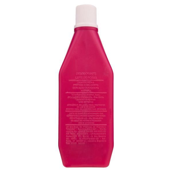 Loção de Limpeza Tradicional Leite de Rosas 170ml