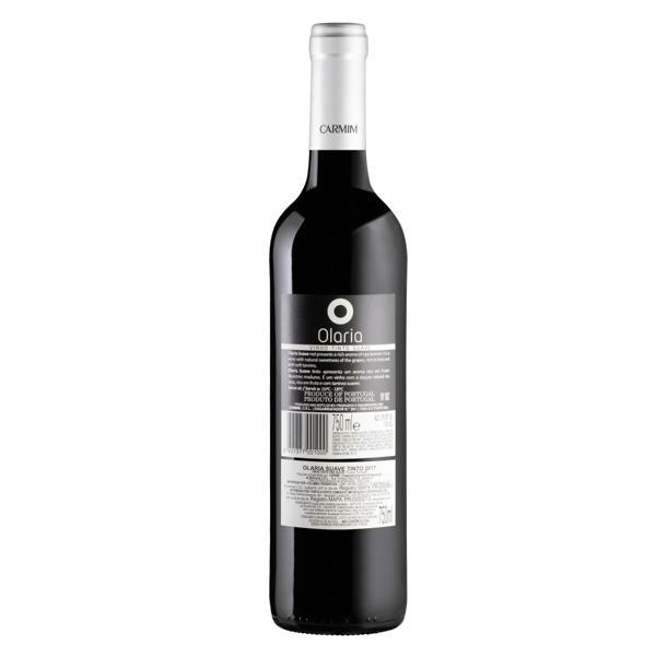 Vinho Português Tinto Suave Olaria Garrafa 750ml