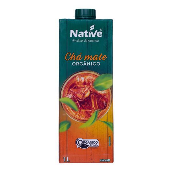 Chá Mate Orgânico Tradicional NATIVE 1L