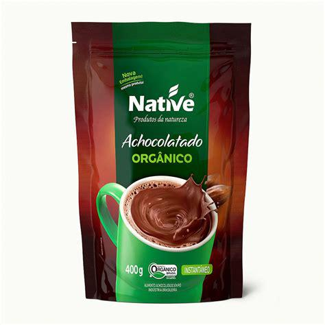 Achocolatado orgânico - 400g