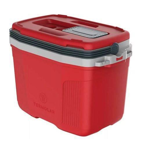 Caixa Térmica TERMOLAR SUV Vermelho 32l
