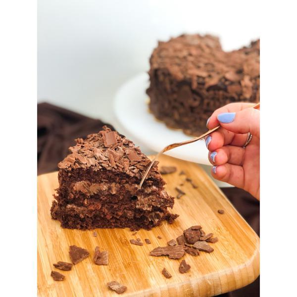 Torta Chocolatuda