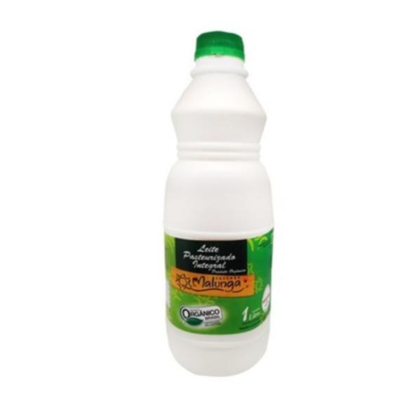 Leite Orgânico Pasteurizado Integral 1L