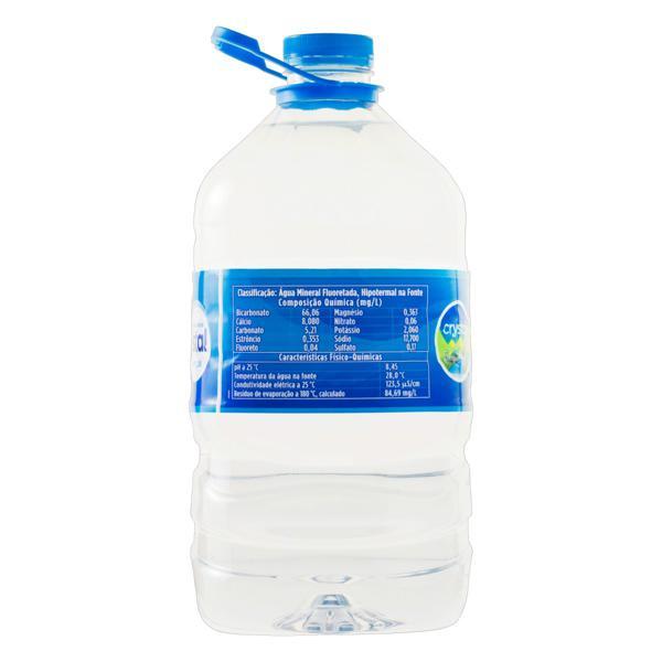 Água Mineral Natural sem Gás Crystal Galão 5l