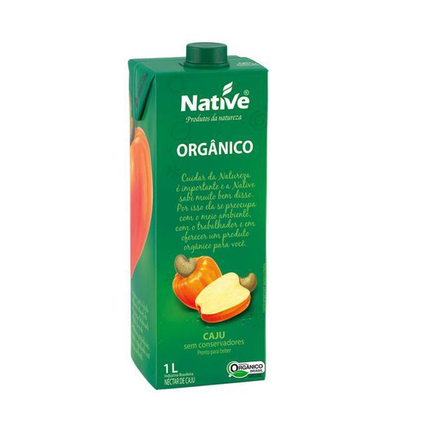Suco de Caju Orgânico 1L - Native