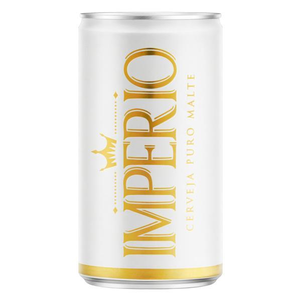 Cerveja Pilsen Puro Malte Império Lata 269ml