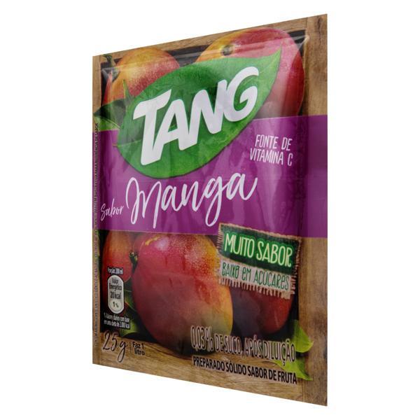 Refresco em Pó Manga Tang Pacote 25g