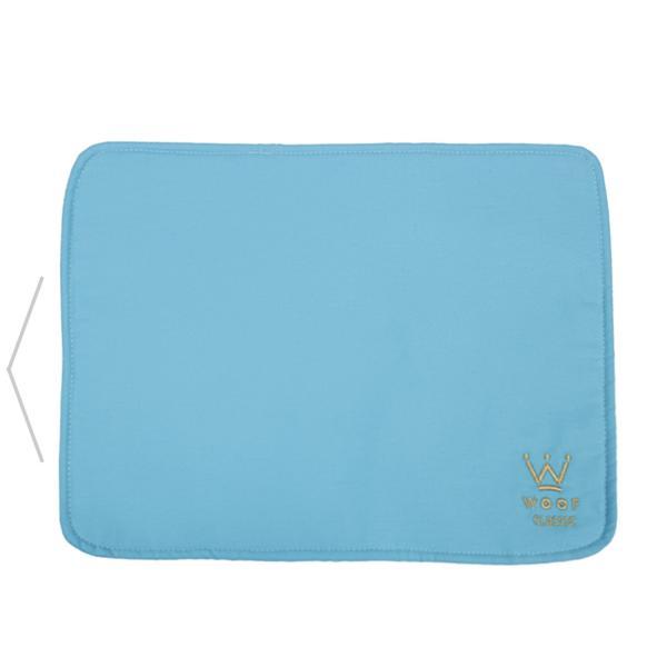 Jogo Americano Retangular WOOF CLASSIC Pocket - Unicórnio Azul