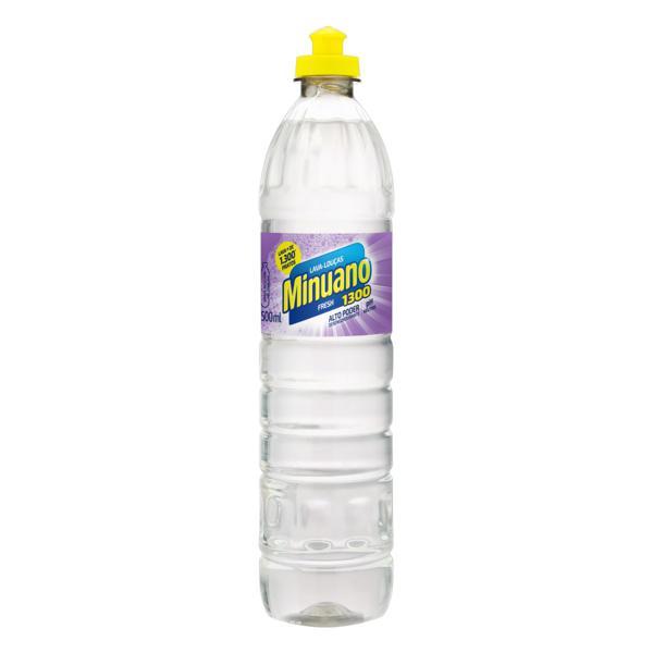 Lava-Louças Líquido Fresh Minuano 1300 Squeeze 500ml