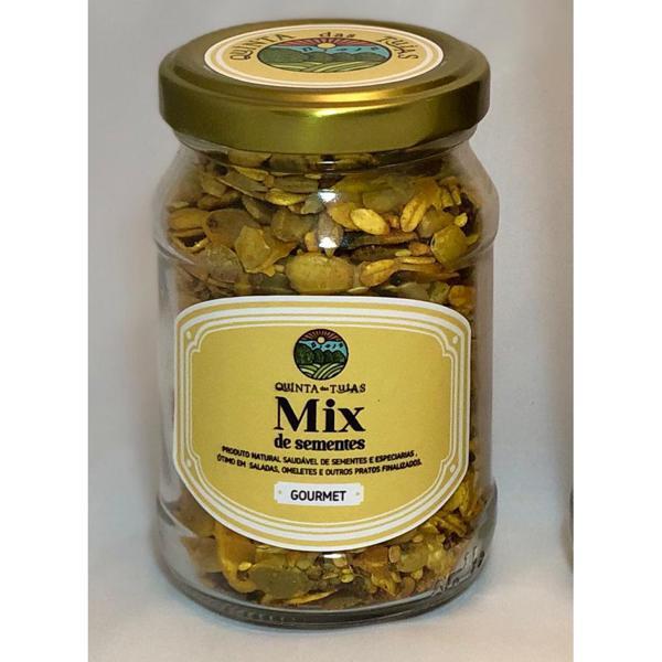 Mix Sementes Artesanal 142g