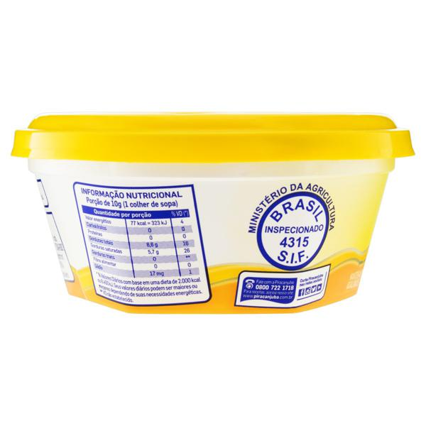 Manteiga com Sal Piracanjuba Pote 100g