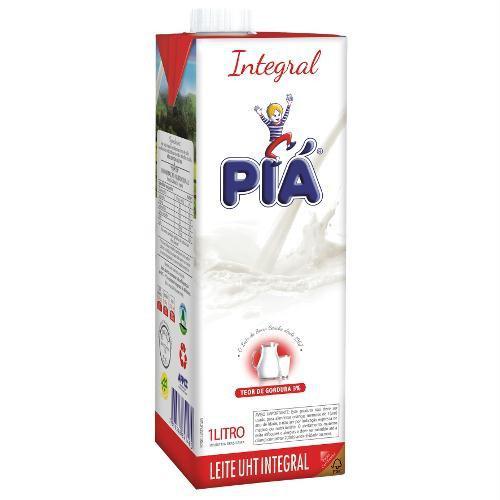 Leite Pia Integral 1Lt