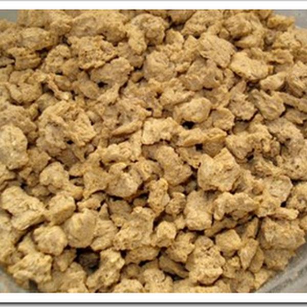 Proteina Texturizada De Soja Frutos Da Terra Grauda Esc.300G