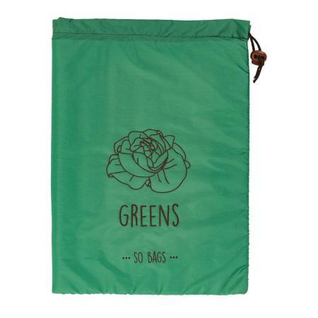 Saco Conservador de Hortaliças Verde - So bags