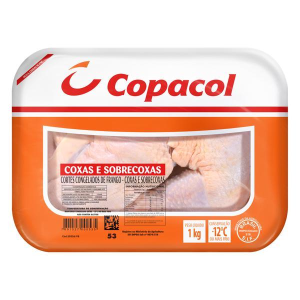 Coxa e Sobrecoxa COPACOL Bandeja 1Kg