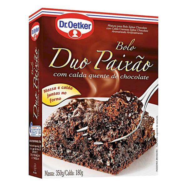 Bolos Especiais DR. OETKER Duo Chocolate 450g