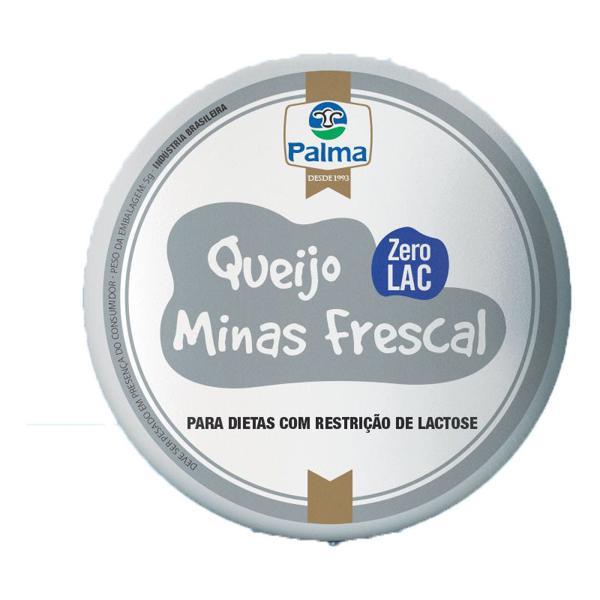 Queijo Minas PALMA Frescal Zero Lactose