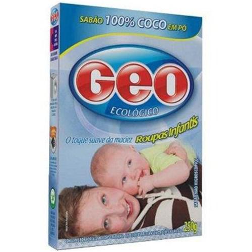 SABãO GEO ROUPAS INFANTIS 250G