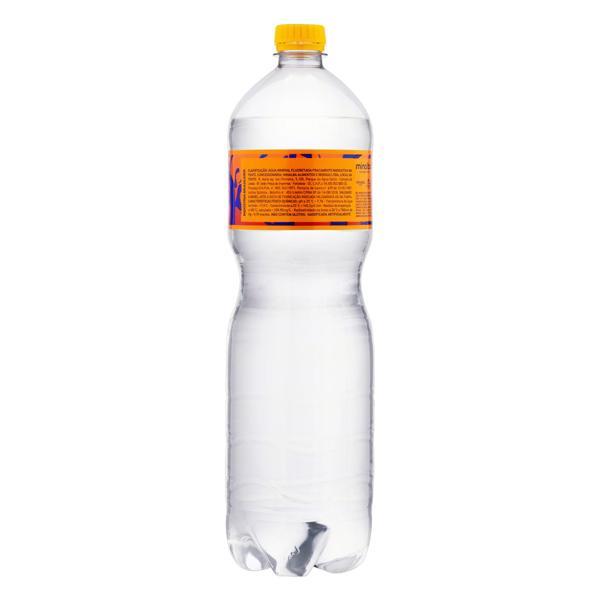 Água Mineral Natural com Gás Minalba Garrafa 1,5l