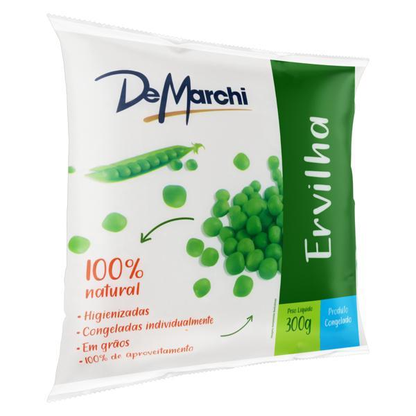 Ervilha Congelada De Marchi Pacote 300g