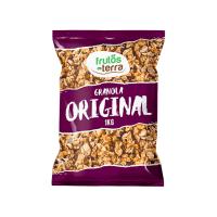 Granola Frutos Da Terra Original 1Kg Pacote