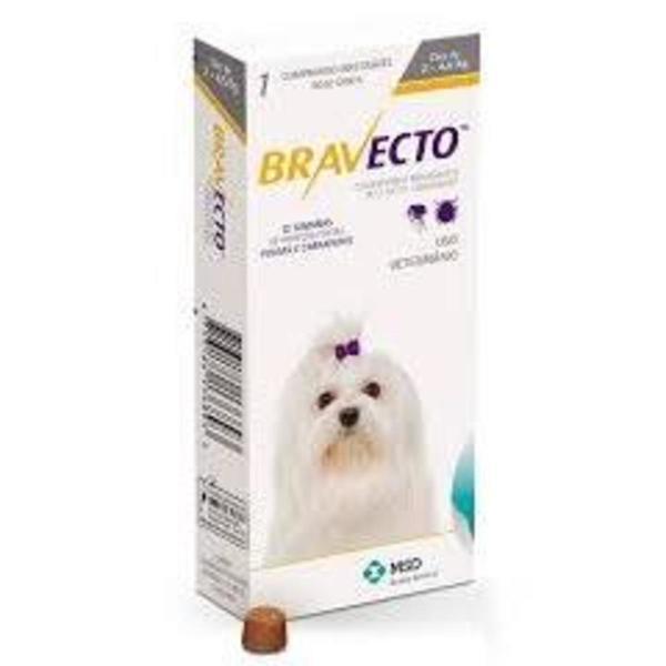 Bravecto 2 - 4,5 Kg