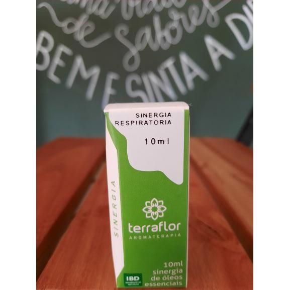 Sinergia Respiratória 10ml TERRA-FLOR