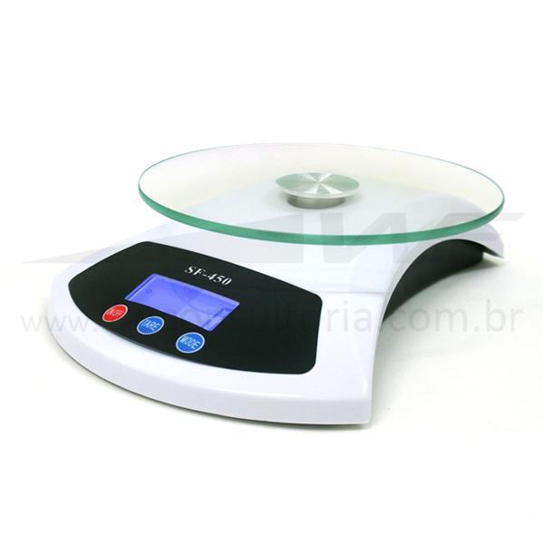 Balança Digital de Cozinha - 0 a 10 kg