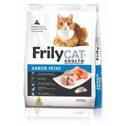 Ração para Gato Peixe FRILY 500g