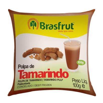 Polpa de Fruta BRASFRUT Tamarindo 100g