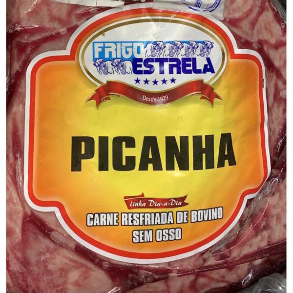 Carne Bovina Frigoestrela Picanha Fatiada Cryovac SEM PREPARO