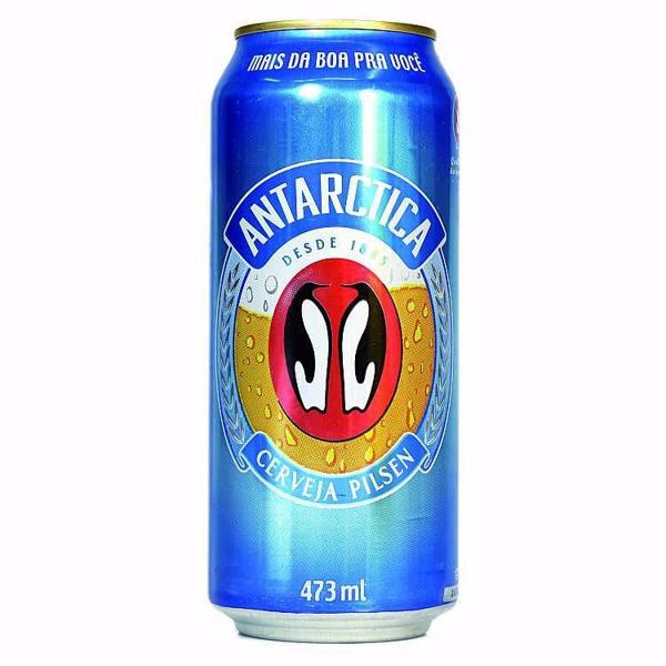 Cerveja ANTARCTICA Lata 473ml
