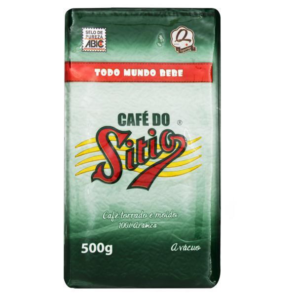 Café do Sítio a Vácuo 500g
