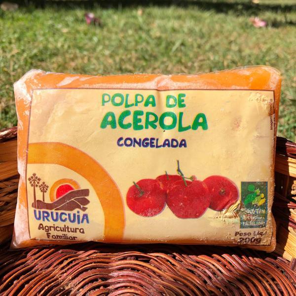 Polpa de Acerola (200g)