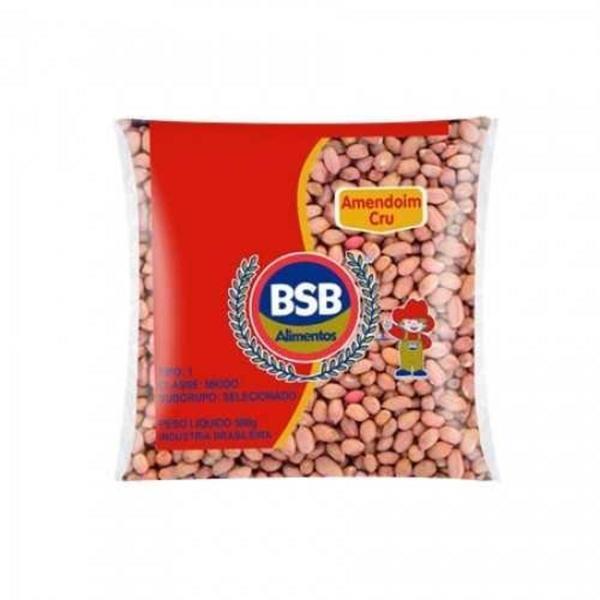 Amendoim BSB ALIMENTOS 500g