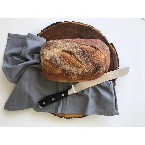 Pão Artesanal Orgânico Italiano 500g