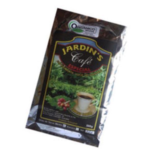 Café Orgânico Moído Torra Média 500g JARDINS
