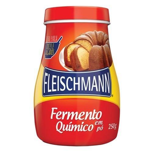 Fermento Fleischmann 250G