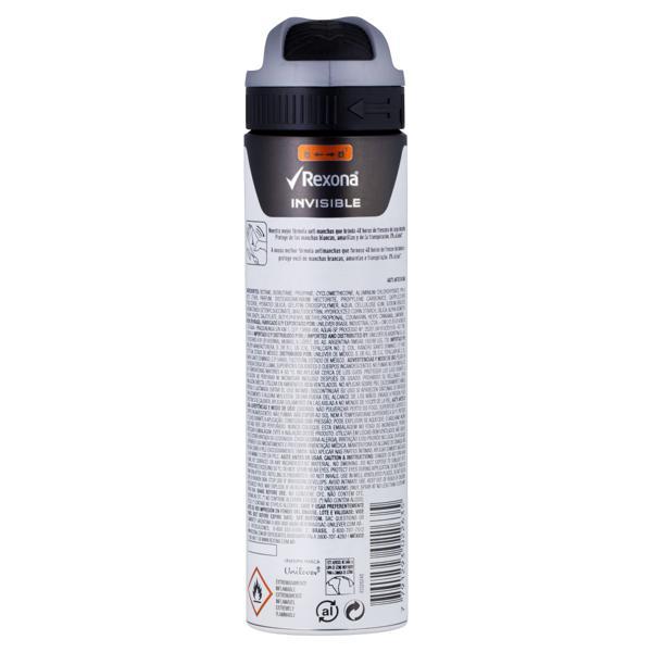 Antitranspirante Aerossol Invisible Rexona Men Motionsense 150ml