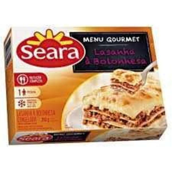 Lasanha SEARA Menu Gourmet 350g