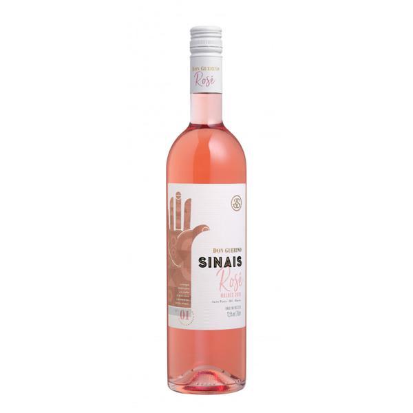 Vinho Brasileiro DON GUERINO Malbec Rose 750ml